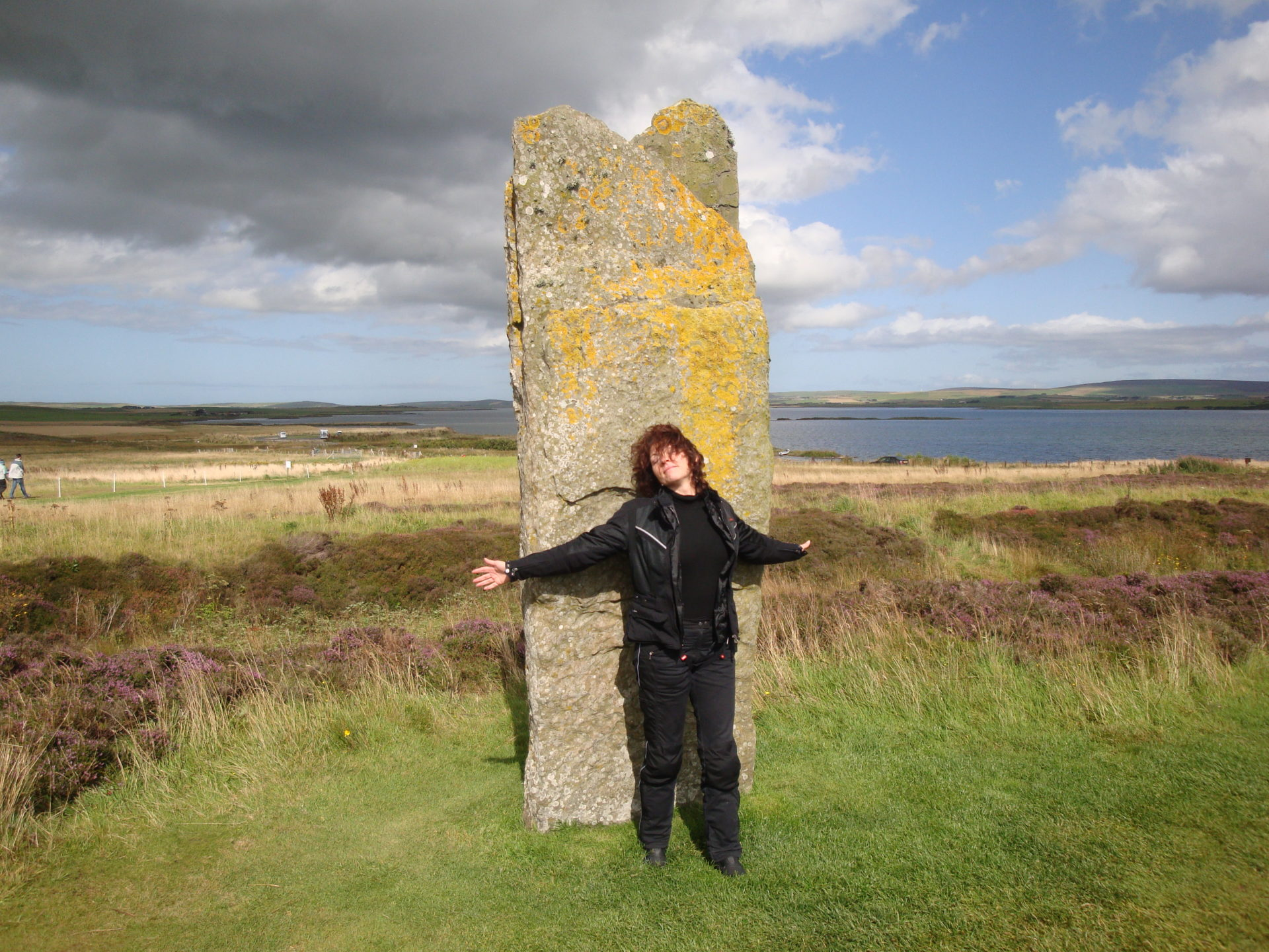 Claudia Ness of Brodgar