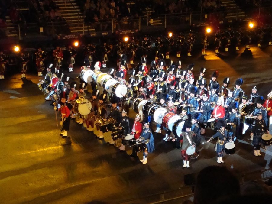 Edimburgo Military Tattoo